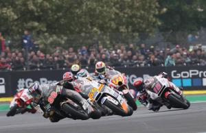 Moto2: Dixon realistic about dry prospects