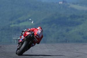 Italian MotoGP - Qualifying (1) Results