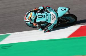 Moto3 Catalunya: Ramirez takes maiden win after last lap thriller