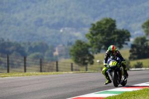 Rossi: FP3 mistake destroyed the day
