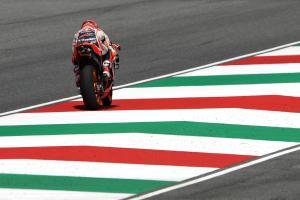 Italian MotoGP - Warm-up Results