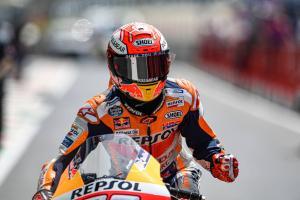 Marquez: Ducati's Pirro tactics triggered Dovi tow
