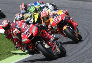 Petrucci not counting on 'Ducati tracks'