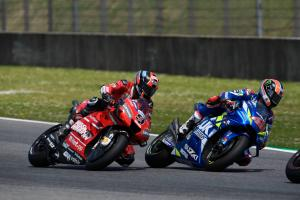 Fourth place Rins makes it count on Sunday again