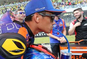 'Best' Syahrin retires after 'huge lowside' scare