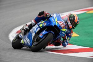 Catalunya MotoGP test times - Monday (2pm)
