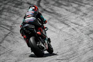Quartararo: Just matter of getting used to pain
