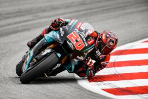 Quartararo storms to Catalunya MotoGP pole as Yamaha returns to form