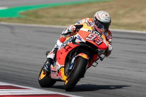 Catalunya MotoGP - Race Results