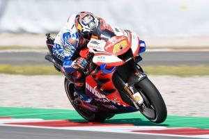 Misano MotoGP test times - Friday (3pm)