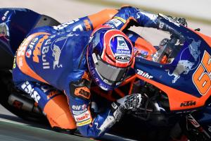 Moto2 Austria - Warm-up Results