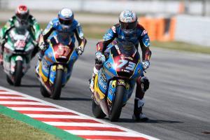 Moto2 Catalunya - Warm-up Results