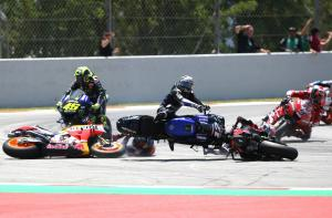 Rossi fought to have 'car park' corner removed