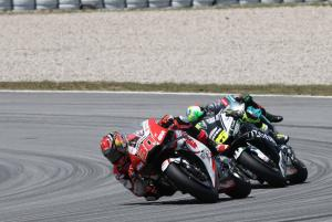 Nakagami: Cal was angry after Catalunya