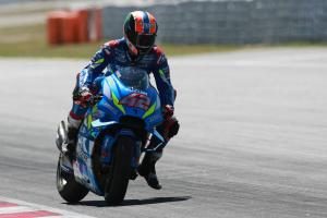 Rins will 'probably' try new chassis at Assen