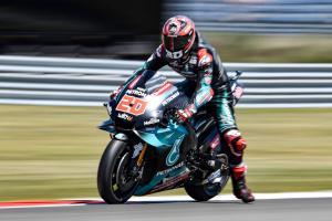 Dutch MotoGP - Free Practice (3) Results