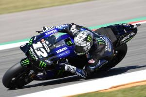 Vinales fends off Marquez for Assen triumph