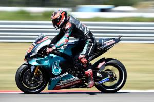 Quartararo scorches Assen for second straight pole position