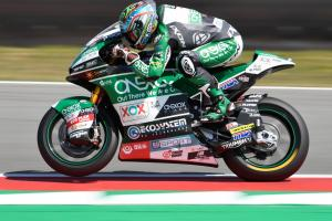 Moto2 Assen: Gardner grabs maiden pole
