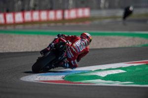 Dovizioso: The problem is always the same