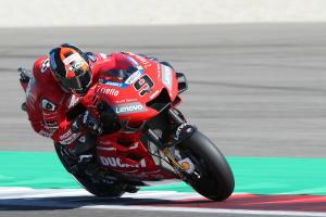 Petrucci: Sachsenring not ideal for Ducati but I like it