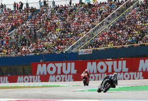 Dutch MotoGP - Race Results