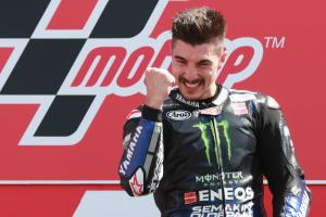 Vinales: From Catalan MotoGP I knew I could fight for Assen win