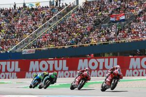 Dovizioso: We can't go home with a smile