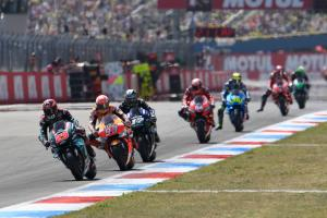 Quartararo: Race lead one of best moments of my life
