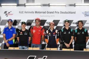 MotoGP riders curious to see MotoE, 'noise concerns'