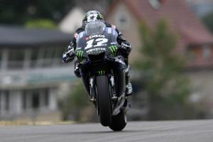 Vinales 'close' using winning Assen set-up in Germany