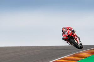 Petrucci: Ducati need gains in all areas