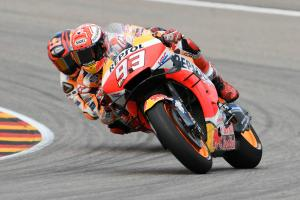 German MotoGP - Free Practice (3) Results