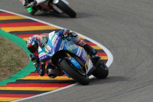 Ferrari wins Misano opener to take MotoE lead