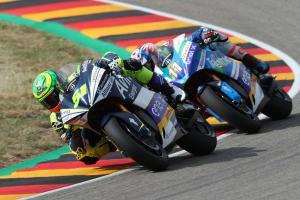 Granado secures Valencia MotoE pole position