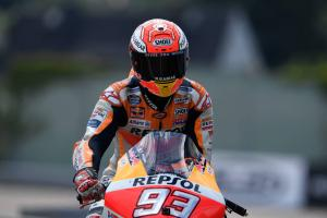 Marquez won't risk MotoGP championship lead for perfect 10
