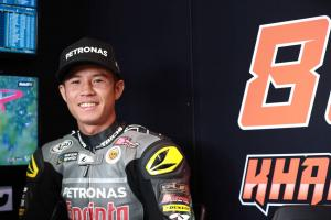 Petronas confirms Pawi in Moto3, opens up Moto2 slot for Dixon