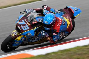 Moto2 Brno: Marquez wins after Czech masterclass