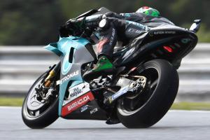 Austrian MotoGP - Warm-up Results