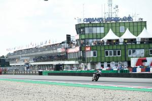 Brno MotoGP test times - Monday (3pm)