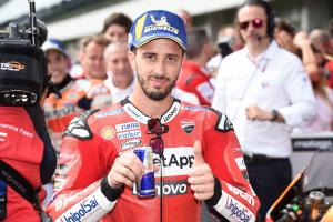 Dovizioso 'on the limit, at the maximum' but no answer to Marquez