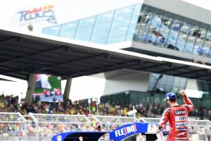 Austria wins IRTA best MotoGP award