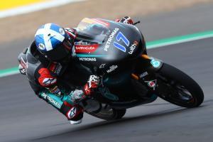 McPhee stays in Moto3 with Petronas