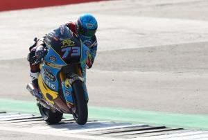 Moto2 Silverstone: Marquez picks up the pace for pole position