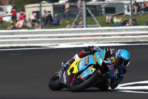 Moto2 Silverstone - Qualifying Results