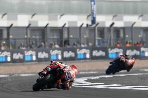 Silverstone: MotoGP Championship standings