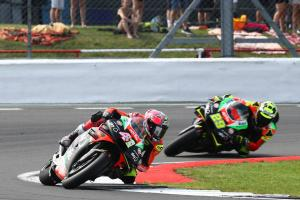 Aleix 'really upset' by lack of Aprilia updates