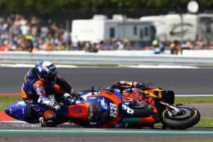 Oliveira out of Misano MotoGP test