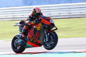 Misano MotoGP - Qualifying (1) Results