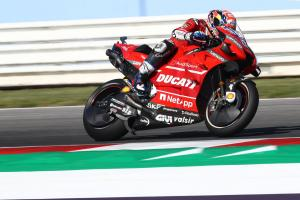 Gigi: Ducati MotoGP innovations 'a team effort'